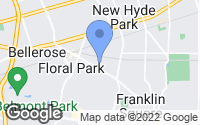 Map of Floral Park, NY