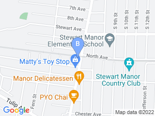 Map of Jo Mar Dog & Cat Grooming Dog Boarding options in Floral Park | Boarding