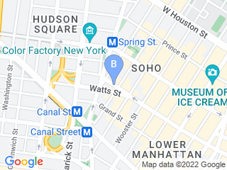 Map of Pupculture Dog Boarding options in New York | Boarding