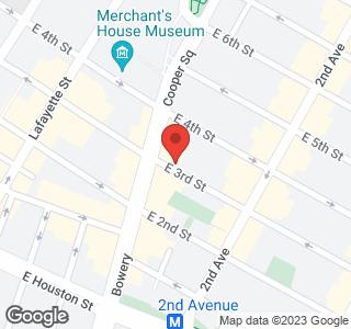 3 E 3rd Street