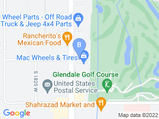 Map of Innovative K9 Academy Dog Boarding options in Salt Lake City | Boarding