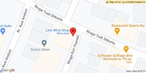 Google Map of Rruga Kici Thanasi, Fier, Albania