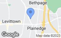 Map of Bethpage, NY
