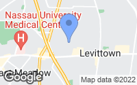 Map of Levittown, NY