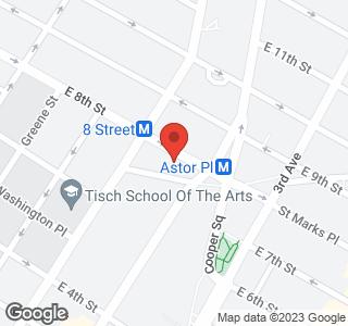 21 Astor Pl