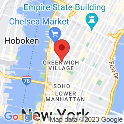 Map showing Partners — West Village