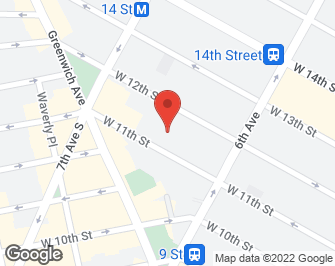 New York City Real Estate | View 131 West 11th Street, #2 | map