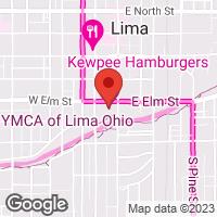 [Lima YMCA Map]