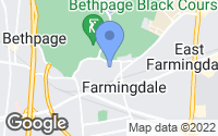 Map of Farmingdale, NY