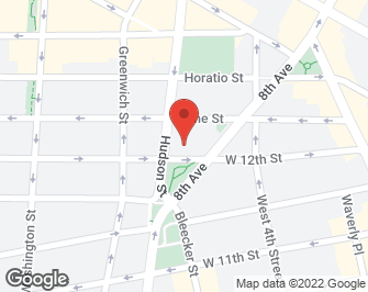 New York City Real Estate | View 299 West 12th Street, #11 H | map