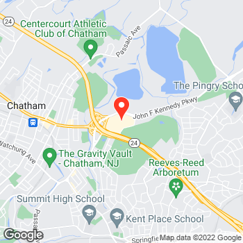 Map of Cole Haan at 1200 Morris Turnpike, Short Hills, NJ 07078