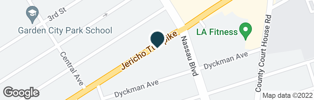 Google Map of2282 JERICHO TPKE