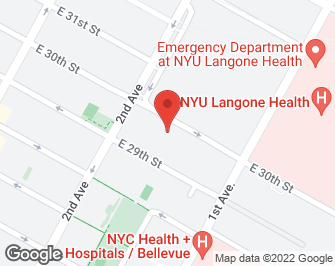 New York City Real Estate | View 312 East 30th Street, #Medical | map