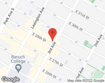 New York City Real Estate | View 181 East 28th Street, 1102 | map