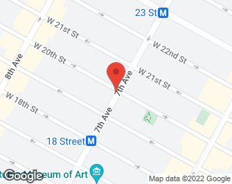 New York City Real Estate | View 200 West 20th Street, 1507 | map
