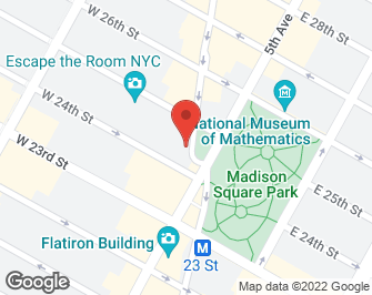 New York City Real Estate | View 10 MADISON SQUARE WEST, #5G | map