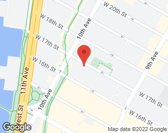 New York City Real Estate | View 450 West 17th Street, #1015 | map