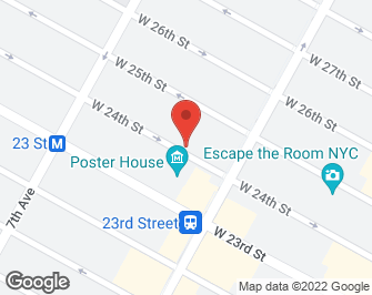 New York City Real Estate | View 131 West 24th Street, 5-6 | map