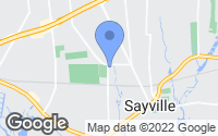 Map of West Sayville, NY
