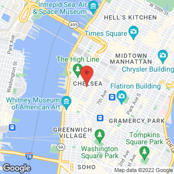 Map of Rite Aid at 188 9th Avenue, New York, NY 10011