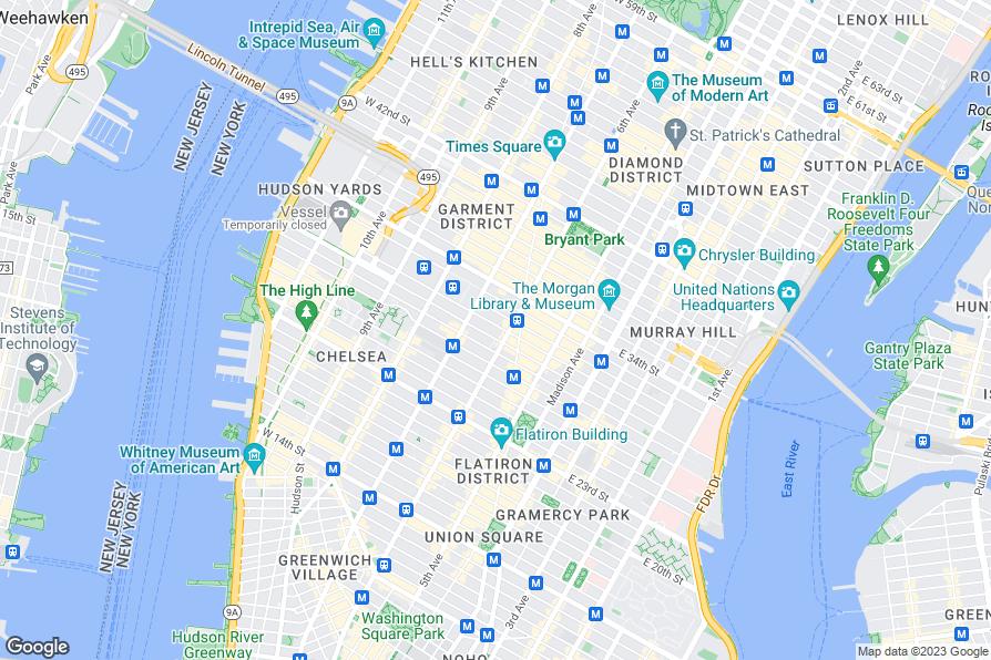 Hampton Inn Madison Square Garden Review