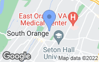 Map of South Orange, NJ