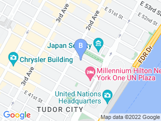 Map of StarChoice Services Dog Boarding options in Manhattan | Boarding