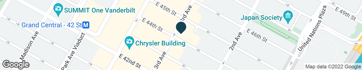 Google Map of711 3RD AVE