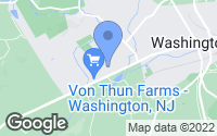 Map of Washington, NJ