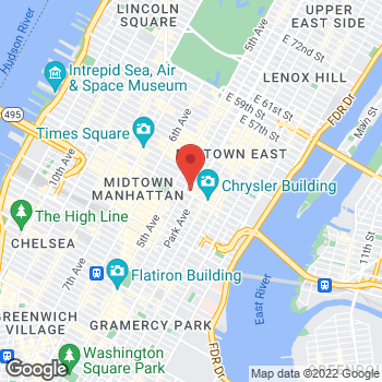 Map of Rite Aid at 26 Grand Central Terminal, New York, NY 10017