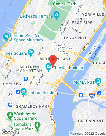 Map of Patricia Lee - TIAA Financial Consultant at 730 3rd Avenue, New York, NY 10017