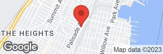 311 Manhattan Ave Apt 2 Map Snapshot