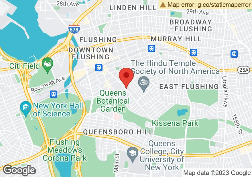 Google Map of 4415 KISSENA BLVD