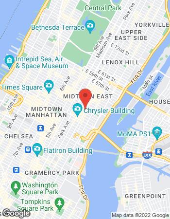 Map of Michael Breen - TIAA Financial Consultant at 750 3rd Avenue, New York, NY 10017