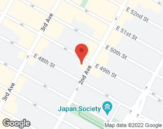 New York City Real Estate | View 250 East 49th Street, 4B | map