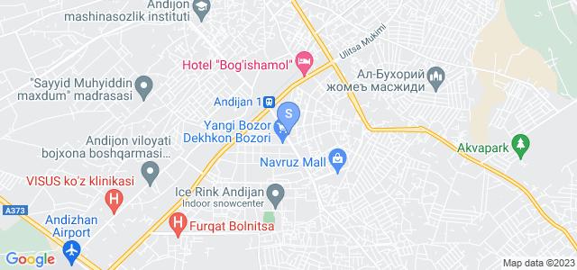 Location of Elita on map