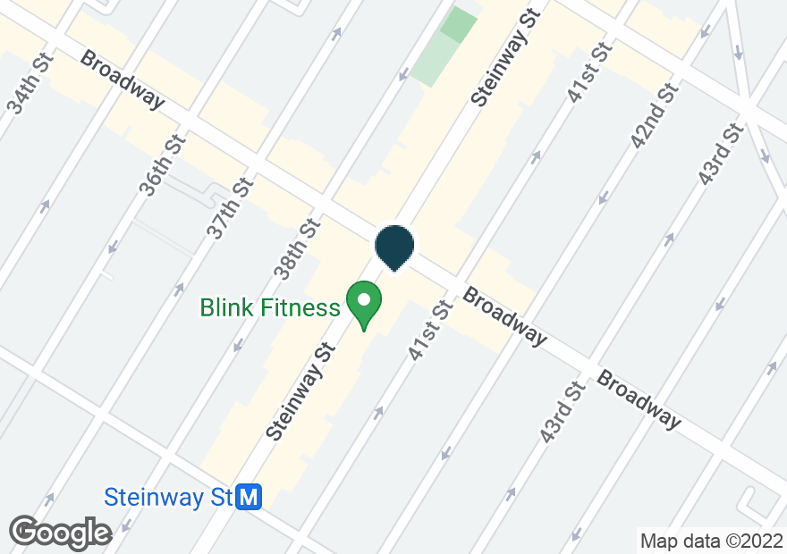 Google Map of4002 BROADWAY