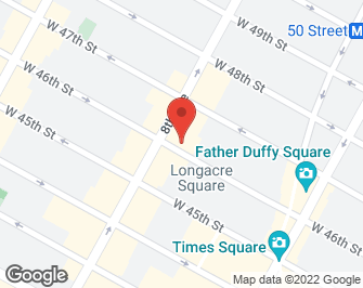 New York City Real Estate | View 247 West 46th Street, 2105 | map
