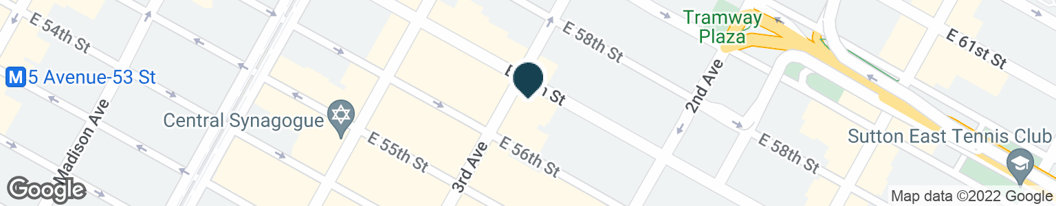 Google Map of949 3RD AVE