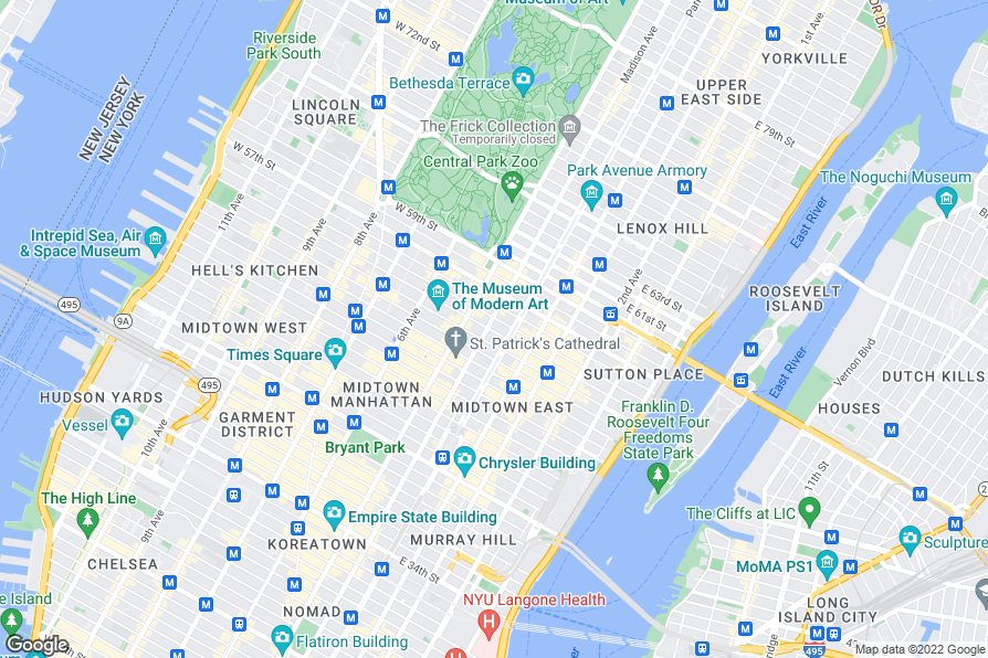 Cheap Hotels In Nyc Near Central Park