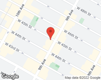 New York City Real Estate | View 406-408 West 45th Street, 2C | map
