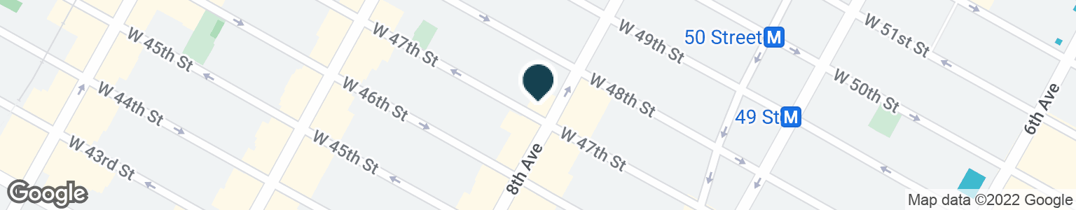 Google Map of771 8TH AVE