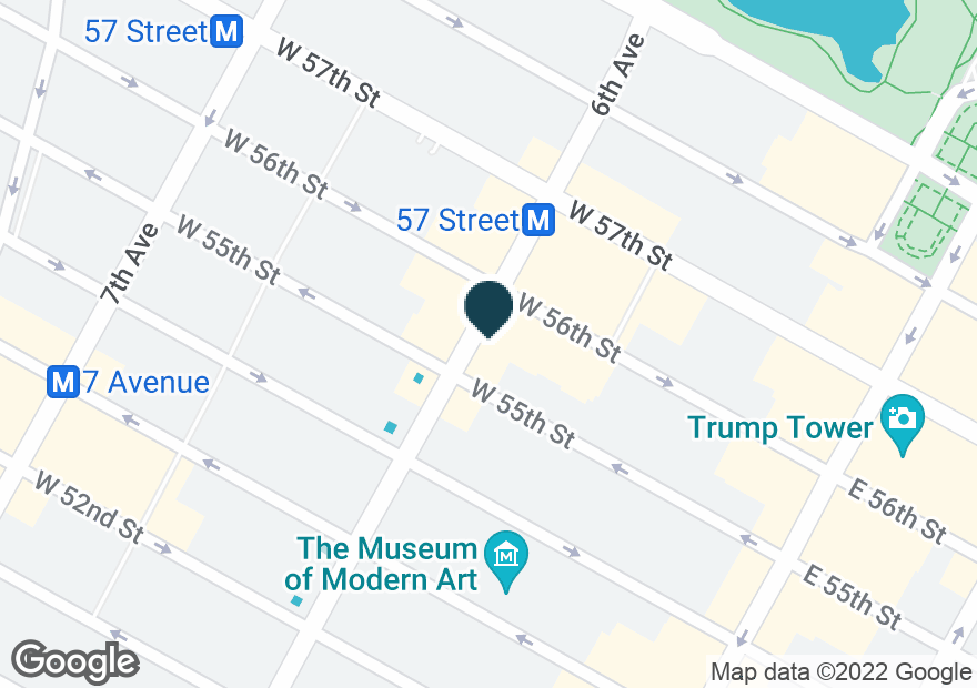 Google Map of1370 AVENUE OF THE AMERICAS FRNT 1