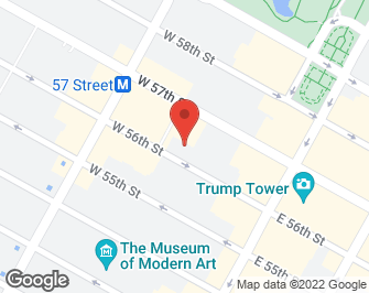 New York City Real Estate | View 33 West 56th Street, #6D | map