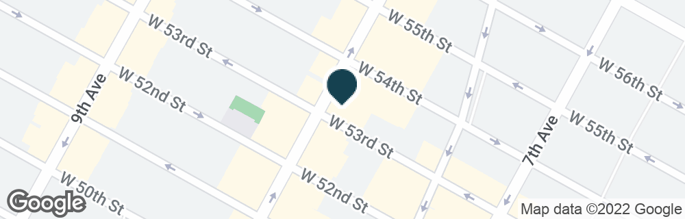 Google Map of900 8TH AVE
