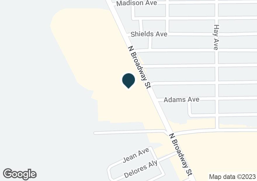 Google Map of720 N BROADWAY