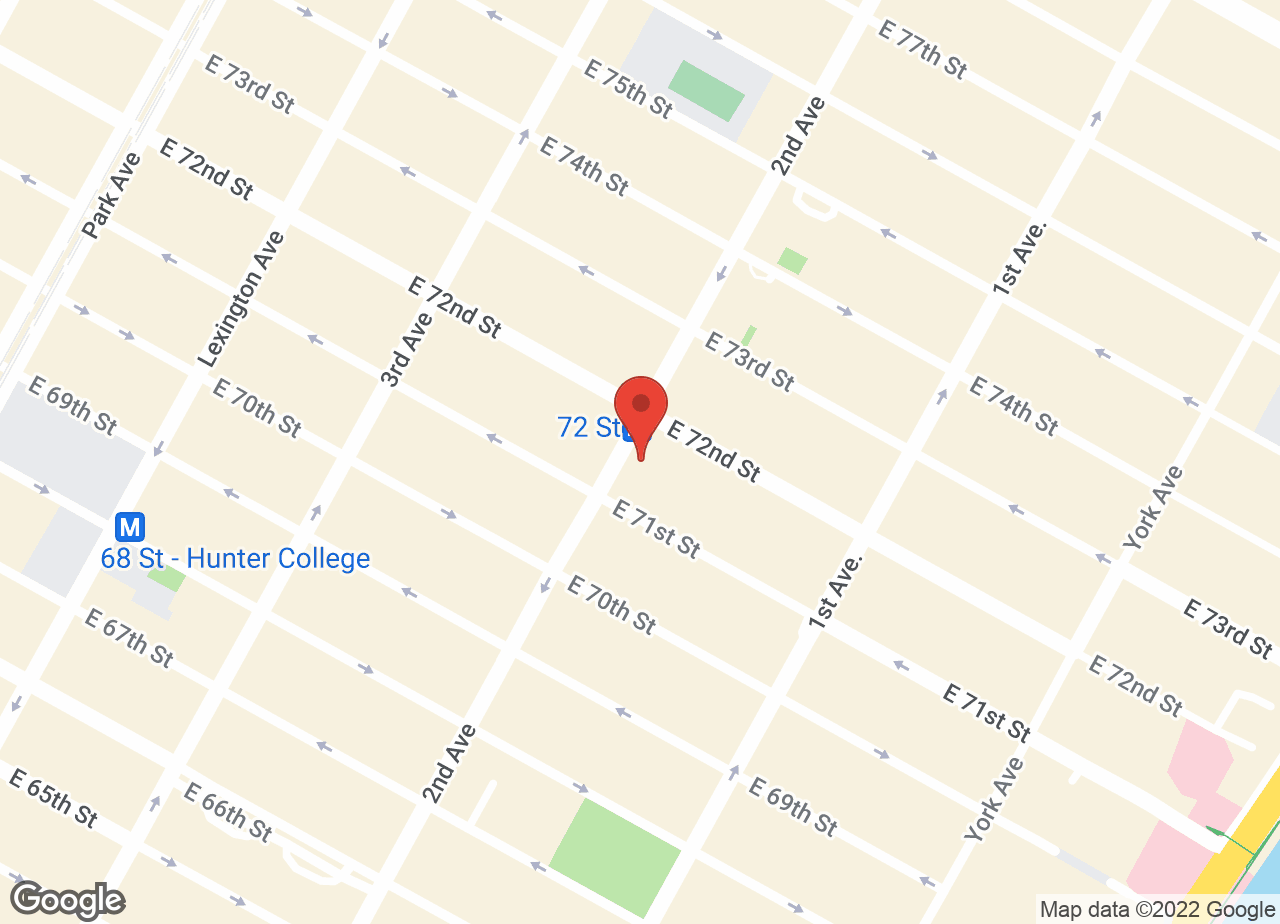 Google Map of VCA Park East Animal Hospital