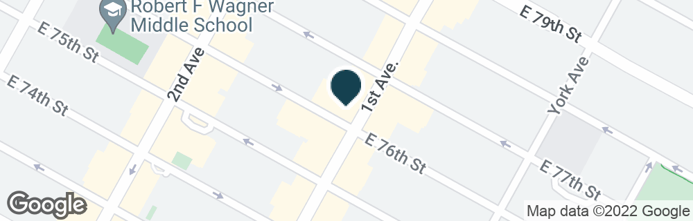 Google Map of1467 1ST AVE