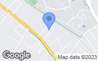 Map of Madison, NJ