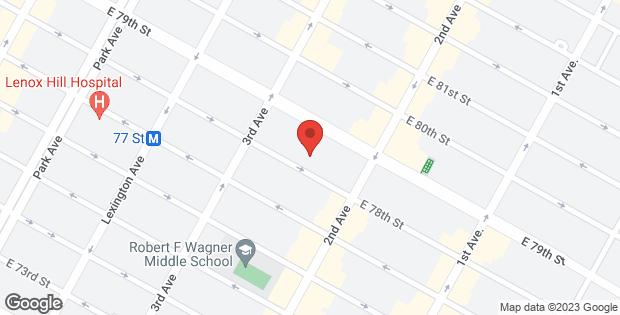 960 Fifth Avenue, MAISA Upper East Side NY 10075